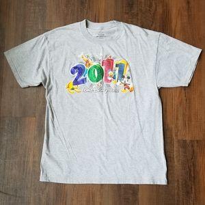 Disney 2011 New Years Shirt